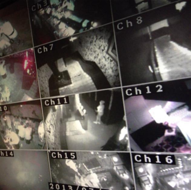 Chilling images of children from surveillance cameras on Jeffrey Epstein's pedo island