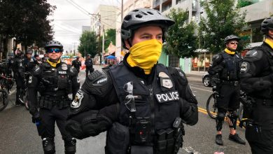Photo of Seattle police chief to residents and business owners: You're on your own against violent protesters