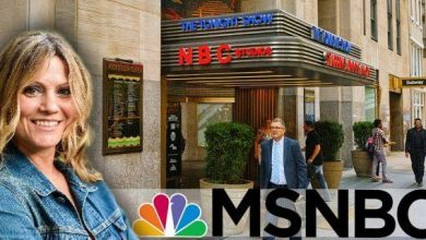 Photo of MSNBC Producer Quits, Pens Letter Calling Network A 'Cancer' That Stokes 'Racial Division'