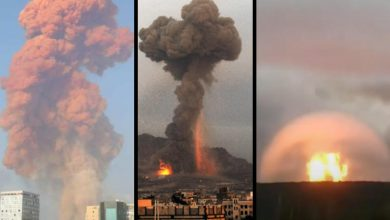 Photo of 3 OTHER MASSIVE EXPLOSIONS THAT LEFT US WONDERING WHEN TACTICAL NUKES WILL MAKE THEIR DEBUT