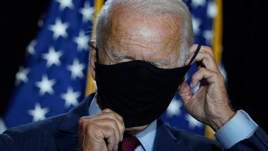 Photo of Mainstream media alters picture of Joe Biden to remove glaring evidence of cognitive decline