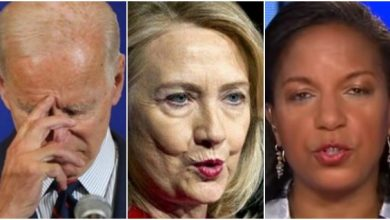 Photo of Biden Is Shaken After Judicial Watch Exposes What Susan Rice & Hillary Did