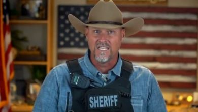 "Photo of Patriotic Sheriff Forms ""Citizens Posse"" Allowing Citizens To Be Deputized To Fight Civil Unrest"
