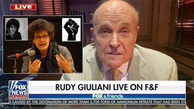 Photo of Rudy Giuliani: 'Convicted Terrorists' Behind Black Lives Matter 'Hate White People'