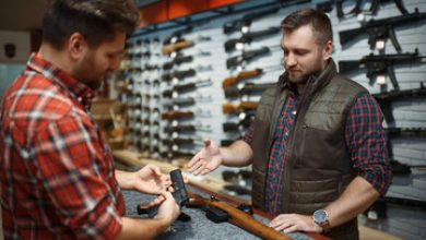 Photo of AMERICANS SENSE SOMETHING IS WRONG: GUN SALES UP 72%