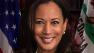Photo of The Real Kamala Harris