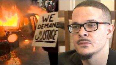 Photo of Time To Lock Up Black Lives Matter Leader Shaun King After Threatening To Dox Innocent Cops