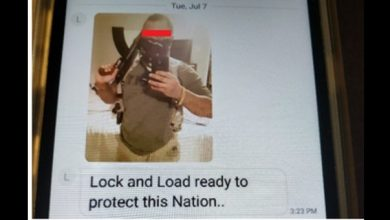 Photo of Refugee Threatens Mass Shooting At Church And Gets Exactly What Is Coming