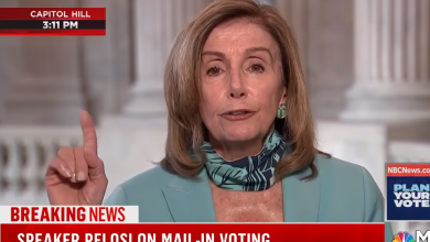"Photo of Democrats essentially CONCEDE the election: Nancy Pelosi demands ""no debates"" as Democrats face the truth that Joe Biden is a walking Alzheimer's patient who belongs in a nursing home"