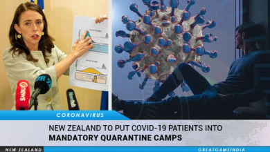 "Photo of MANDATORY ""quarantine camps"" were just rolled out in New Zealand, a globalist testing ground for the mass extermination of humanity"
