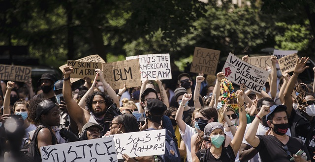 'Give Up Your House!' BLM Protesters Demand White 'Gentrifiers' in Seattle Hand Over Their Property