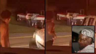 Photo of VIDEO: Homeowner Shoots At Armed 'Protesters' Marching Through Neighborhood At Night