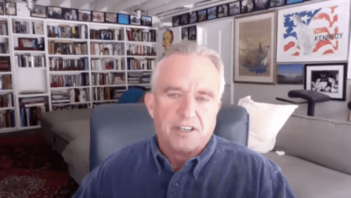 Photo of Robert F. Kennedy Jr.: The CIA Killed My Father & Uncle – Do Not Trust The Medical Or The National Security Establishment!
