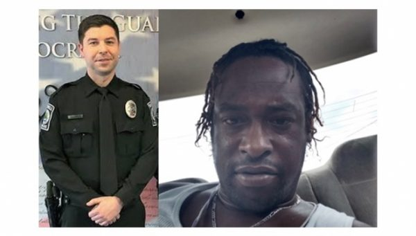 His Name Is Officer Johnathan Shoop: While Trying to Make Routine Traffic Stop, White Police Officer Murdered by Black Lives Matter Supporter