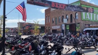 Photo of Bikers Roll Into Sturgis for Annual Rally With a Message Liberals Won't Like