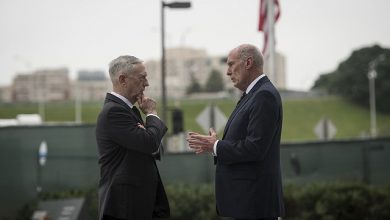 Photo of Mattis Told Intel Chief They May 'Have to Take Collective Action' Against 'Unfit' Trump