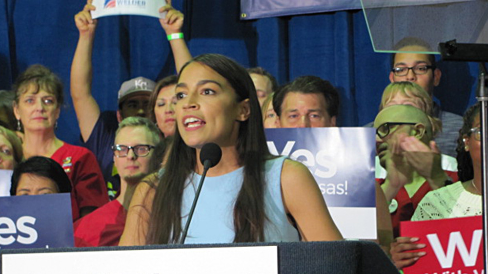 "Seditious AOC tells Americans to take to the streets, ""radicalize and fight"" as Trump, GOP Senate consider Ginsburg's successor"