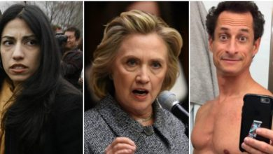 Photo of OBSTRUCTION: FBI agent who found Hillary Clinton's emails on Weiner laptop was told by bosses to erase his findings