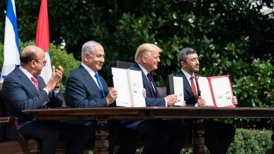 "Photo of The ""Peace Agreement"" That Israel Just Signed Is Another Huge Step Toward A Palestinian State"