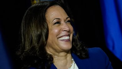 "Photo of Kamala Harris endorses domestic terrorism, warns all Americans to ""beware"""