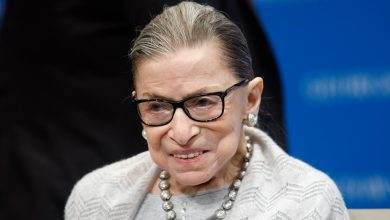 "Photo of Leftists explode following Ginsburg's death, threaten to ""burn down"" country and leave bodies in the street if Trump and GOP try to replace her"