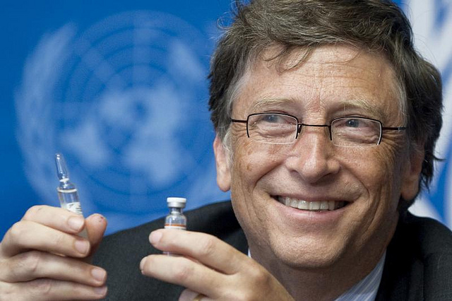 Quantum dot tattoos from Bill Gates to be invisibly embedded inside coronavirus vaccines