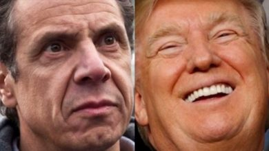 "Photo of Cuomo Threatens President Trump: ""He Better Have An Army If He Thinks He's Gonna Walk Down The Street In New York"""