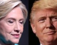 Hillary Calls Trump 'Would-Be Dictator'