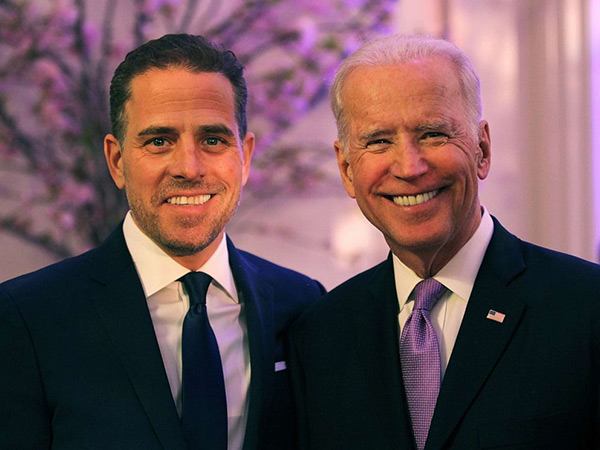 BOMBSHELL: Hunter Biden, Joe Biden built an international crime syndicate with ties to human trafficking organizations, prostitution, money laundering, bribery and extortion