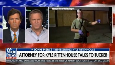 Photo of 'This Is 100% Self-Defense': Kyle Rittenhouse's Attorney Sets The Record Straight On Tucker Carlson Tonight