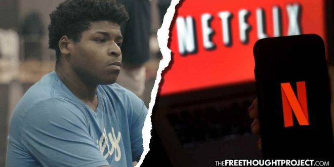 "As Netflix Defends ""Cuties"" Movie, Netflix Star Arrested for Producing Child Porn"