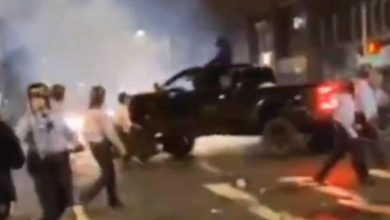 Photo of PHILADELPHIA OVERRUN BY RIOTING, LOOTING AFTER POLICE SHOOT KNIFE-WIELDING BLACK MAN
