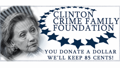 Photo of Federal Judge Drops Massive Bomb On Clinton Foundation, Reveals IRS Cover Up — Judge Blows Roof Off Protection Racket In Moynihan & Doyle $2.5 BILLION Case Against Clintons
