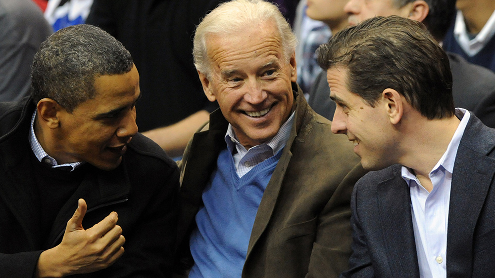 "Hunter Biden's ex-business partner turning over ""all evidence to FBI"""