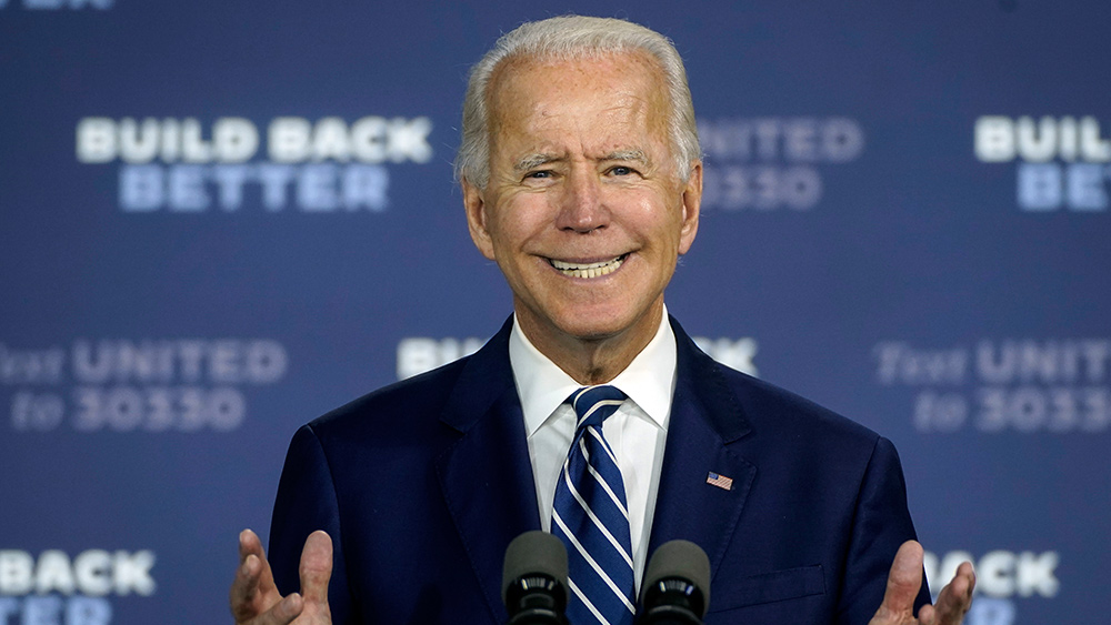 "Joe Biden linked to ""hundreds of millions of dollars"" in money laundering schemes"