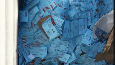 Photo of Report: Investigation Launched After Mail-In Ballots Found Along Road In Swing State