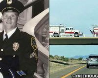 D.A.R.E. Officer Dies of Overdose While Raiding Evidence Locker and Gets a Parade the Next Day