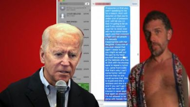 """Photo of Did The Bidens Collude To Suppress """"Sexually Inappropriate"""" Actions Of Hunter With Minor? Text Messages Seem To Indicate So"""