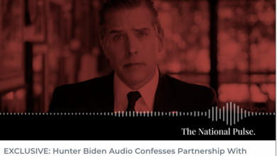 "Photo of BOMBSHELL: Hunter Biden audio surfaces, containing CONFESSION of partnership with China ""spy chief"" – National Pulse"