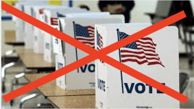Photo of NJ MAIL-IN VOTE ONLY, NO MACHINES: Every Voter Sent Mail-In Ballot, EVEN AT THE POLLS ON ELECTION DAY, Poll Votes Won't Be Counted Until At Least Nov. 10