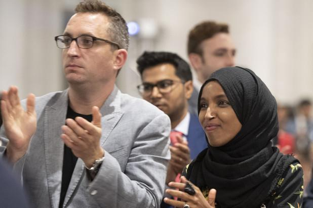 Ilhan Omar Funnels 70 Percent Of Campaign Expenditures To Husband