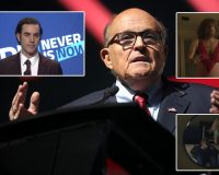 Video Reveals Rudy Giuliani 'Borat' Scene Is A Total Fraud, 'She's 15' Line Was Dubbed In Post-Production