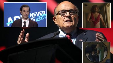 Photo of Video Reveals Rudy Giuliani 'Borat' Scene Is A Total Fraud, 'She's 15' Line Was Dubbed In Post-Production