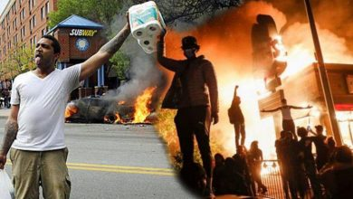 Photo of 65% Of College Students Say Rioting And Looting Is 'Justified'