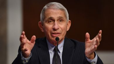 Photo of Don't want a warp speed vaccine? Fauci says you're a threat to public health