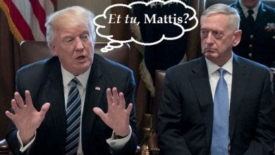 Photo of Former defense secretary Mattis tells Joe Biden: Dump Pres. Trump's 'America First' national security policy