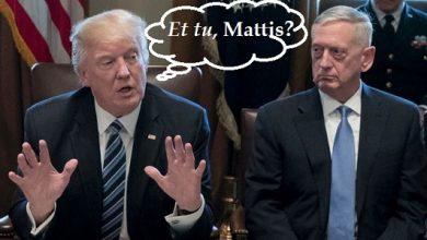 Photo of Former defense secretary Mattis tells Joe Biden: Dump Pres. Trump's 'America First' national security policy