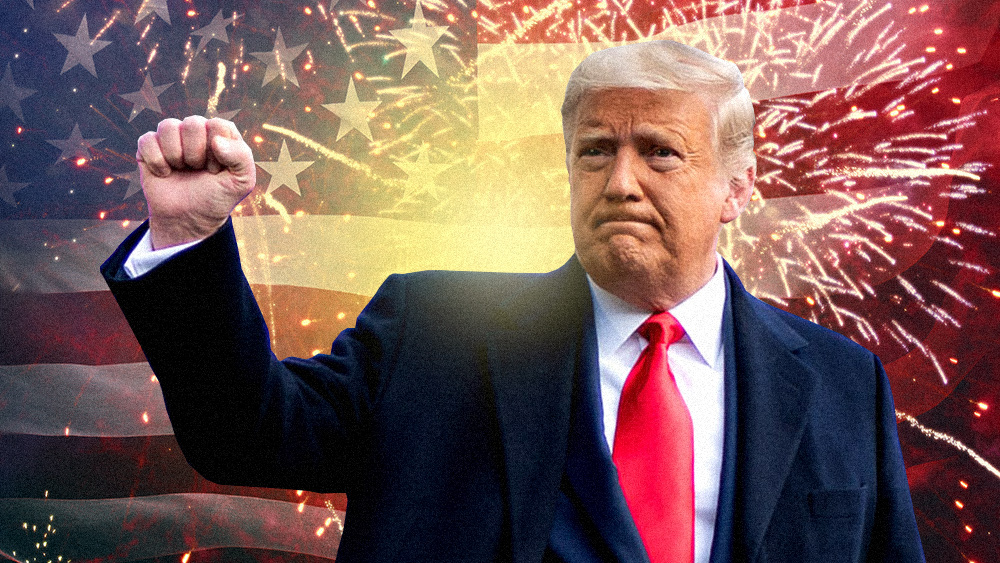Trump legal team: Trump won in a landslide so massive, vote-counting was halted to 'adjust' rigged Dominion software