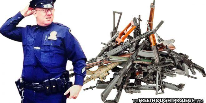 "Pennsylvania: Hundreds Of Police & Confiscated Guns Have ""Gone Missing"" From Sheriff's Office"