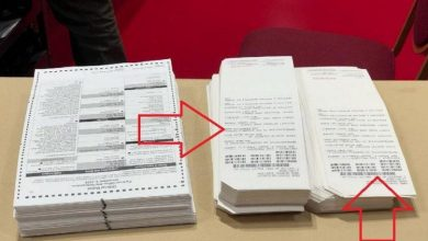 Photo of Thousands Of Fake Votes Found At Wisconsin Recount (Photos)